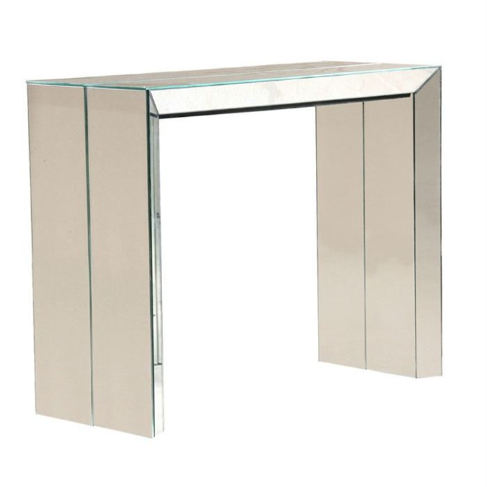 Table console extensible orlando 300cm achat vente console table console - Console extensible teck ...