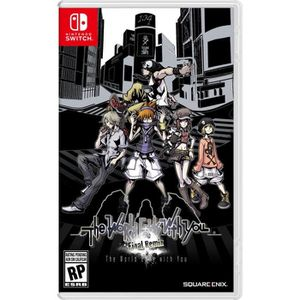 JEU NINTENDO SWITCH The World Ends With You Jeu Switch