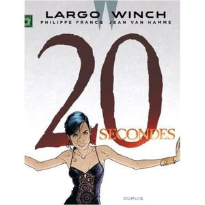 BANDE DESSINÉE Largo Winch Tome 20