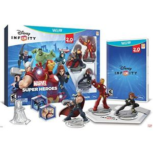 PARTITION Disney INFINITY: Marvel Super Heroes (2.0 Edition)
