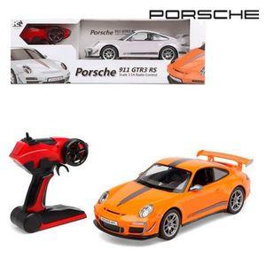 VOITURE ELECTRIQUE ENFANT Voiture télécommandée PORSCHE 911 GT3 RS 55cm offi