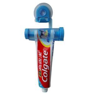DISTRIBUTEUR DE GEL Distributeur de dentifrice murale (Bleu)