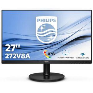 ECRAN ORDINATEUR Écrans PC Philips 272V8A Moniteur 68 cm (27