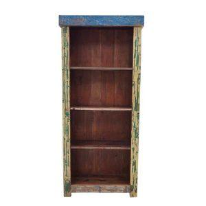 BIBLIOTHÈQUE  Maharadja - Colonne Bibliothèque Tamang - Finition