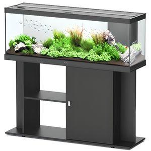 AQUARIUM Aquarium Style Led Noir 120cm - Aquatlantis