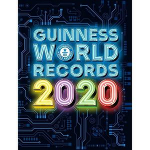 AUTRES LIVRES Guinness world records 2020
