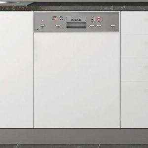 LAVE-VAISSELLE Lave vaisselle encastrable Brandt VS1010X • Lave-v