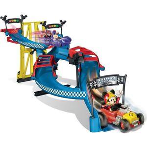 VOITURE - CAMION IMC TOYS Super piste d'entrainement Mickey & Ses A