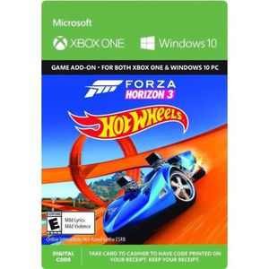 JEU XBOX ONE À TÉLÉCHARGER DLC Forza Horizon 3: Hot Wheels pour Xbox One