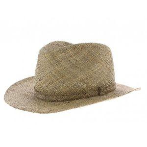 CHAPEAU - BOB Chapeau cowboy paille Traclet