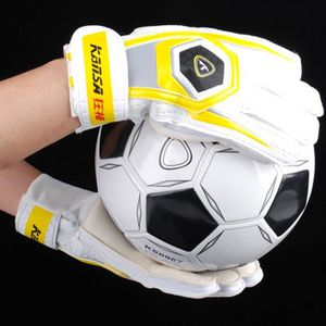 GANTS DE RUNNING Gants en latex de gardien de but de football pour ... a125307f68d