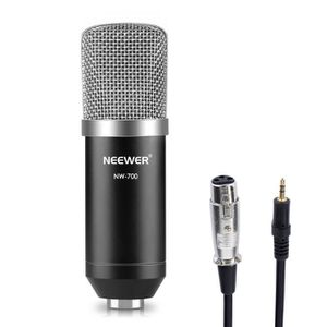 MICROPHONE Neewer NW-700 Kit de Micro Microphone à Condensate