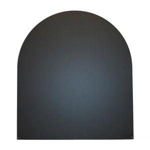 1 pi/èce Bride murale et de sol pour tuyau rond 42,4 mm Raccord mural en acier inoxydable V2A poli Diam/ètre de la plaque : 84,5 mm
