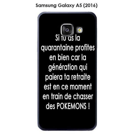 coque samsung galaxy a5 2016 sitation