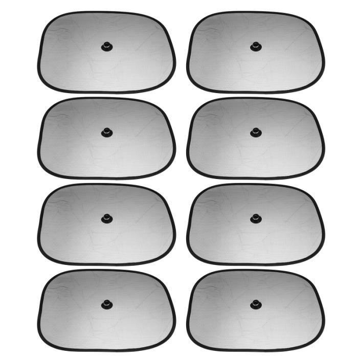 4 paires Voe Parasols Pratique Protection durable pare-soleil - bande solaire - film solaire confort conducteur passager