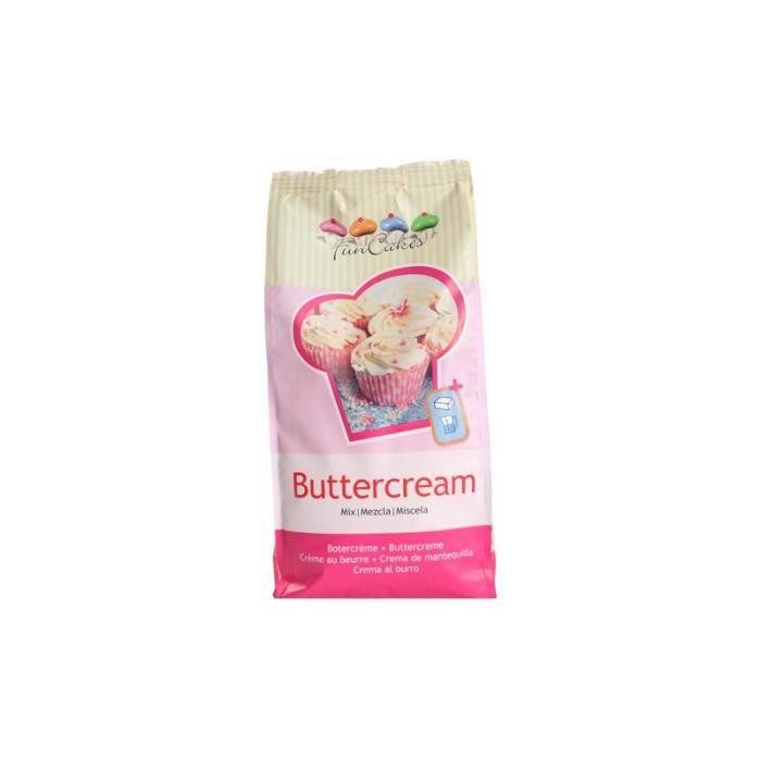 Préparation pour Crème au Beurre 1 Kg FunCakes