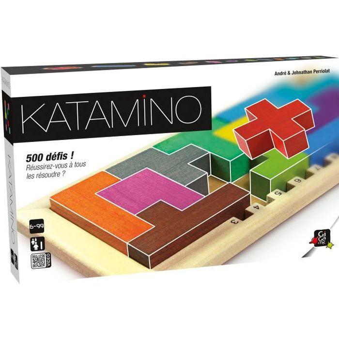 Katamino - Casse-tête - GIGAMIC