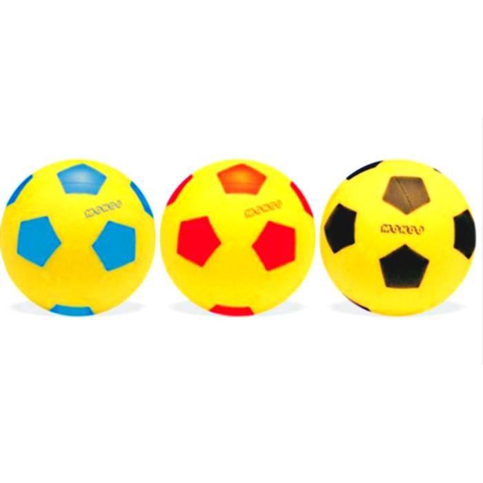MONDO - Ballon mousse - MultiSport - Idéal cour de récréation - Jeu extérieur - Enfant - Mixte - A partir de 3 ans