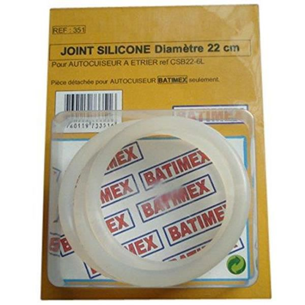 Joint silicone 22cm pour csb22-6l