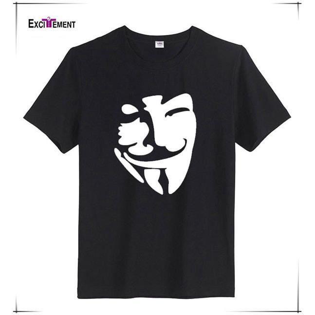 Coton Hero Imprimé Hommes T shirt homme de la mode