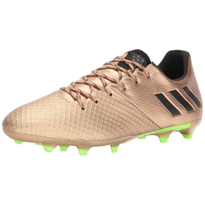 Chaussures De Running ADIDAS J4E8O Messi 16,2 sol ferme Crampons Football Chaussures Taille-45