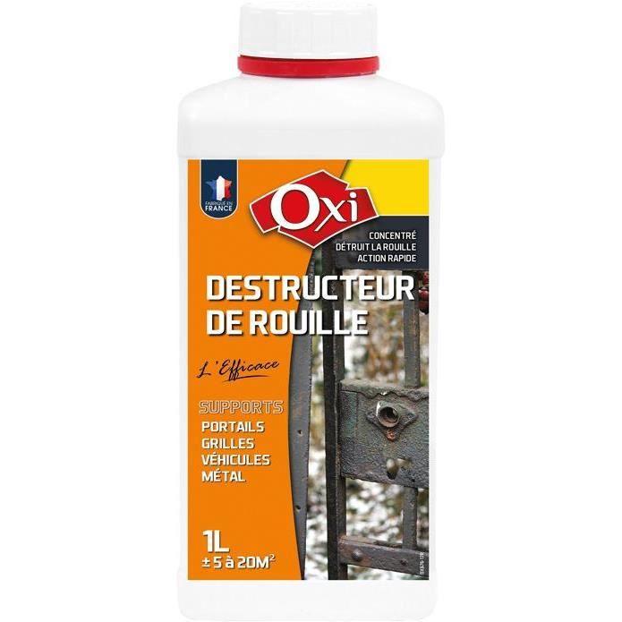 Destructeur de rouille - 1 L