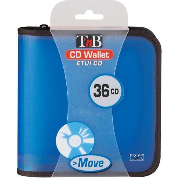 TNB etui housse protection move color 36cd bleu