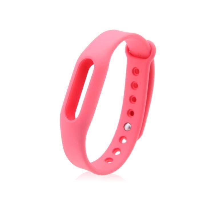 XIAOMI Miband Bracelet Rose pour Remplacement