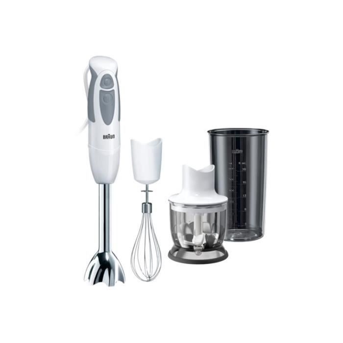 BLENDER Braun Multiquick 3 MQ 325 spaghetti Mixeur à main
