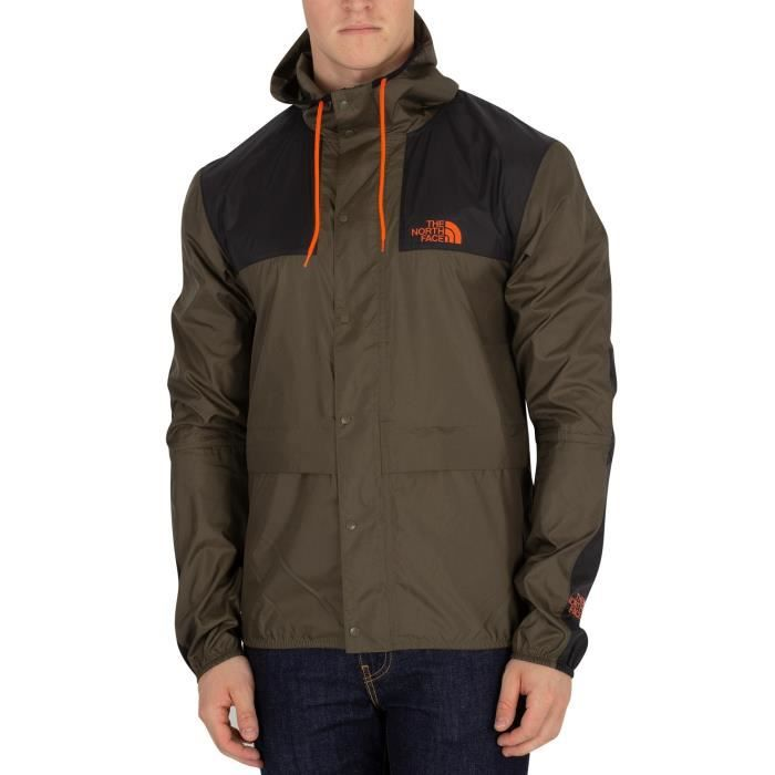 The North Face Homme 1985 Mountain Jacket, Vert Vert Vert - Achat ... 20a91f18165c
