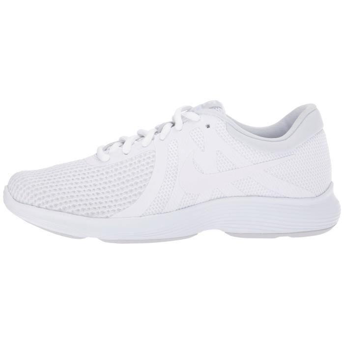 Nike Chaussure de course pour femme revolution 4 (large) U6NQX Taille-36