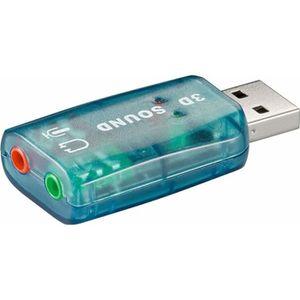 CARTE SON EXTERNE Carte son USB entrée micro et sortie audio