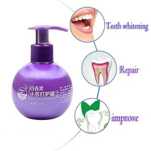 DENTIFRICE Détachage Dentifrice blanchissant Lutte Gencives D