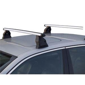 Barres de toit Aurilis pour FORD FIESTA V 5 porte 01-08 alu