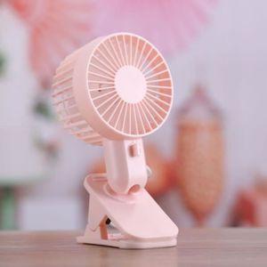 VENTILATEUR Mini ventilateur portable - Pince de fixation - 2