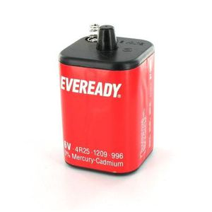 PILES Pile 4R25 6V energizer
