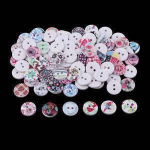 50 x 10 mm crème 2 Trous Boutons couture tricot poupée bébé Beading ARTS /& CRAFTS