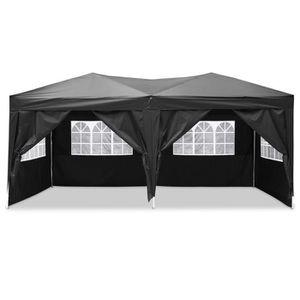 TONNELLE - BARNUM ANCHEER Tente de réception pliante 3 x 6 m - Tonne