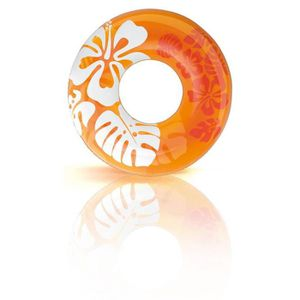 BOUÉE - BRASSARD Bouée gonflable géante Intex Alhoa Orange