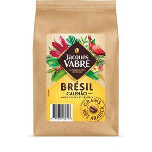 CAFÉ Jacques Vabre Calehao café en grains -500g