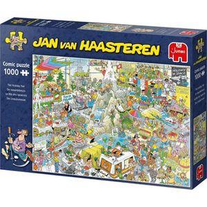 PUZZLE Puzzle 1000 pièces : Jan Van Haasteren - La fête d