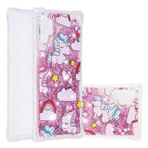 COQUE - BUMPER Coque Samsung Galaxy Note 10 Plus,Licorne Diamont