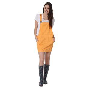 SALOPETTE USKEES CLAIRE - Jupe Salopette Orajnge Oversized r