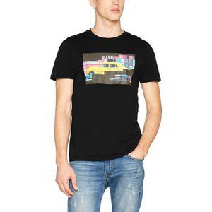 T-SHIRT BOSS ORANGE T-shirt 1P89VZ Taille-XL
