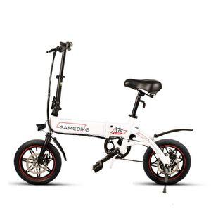 VÉLO ASSISTANCE ÉLEC Vélo électrique Ebike pliant-Velo Assistance Elect