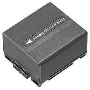 DALLE D'ÉCRAN batterie Panasonic VW-VBD120-H-6084