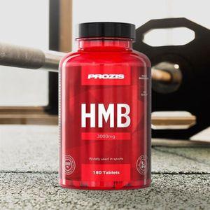 STIMULANT HORMONAUX PROZIS - HMB 3000 mg 180 tabs - Hormone de Croissa