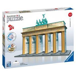 PUZZLE RAVENSBURGER - PUZZLE - 3D - LA PORTE DE BRADEN…