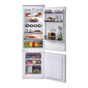RÉFRIGÉRATEUR CLASSIQUE ROSIERES RBBS100 - Réfrigérateur combiné encastrab