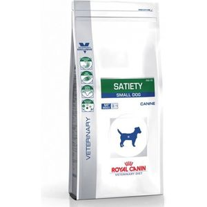 CROQUETTES royal canin veterinary diet satiety small dog ssd3